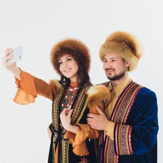 National clothes (Yelyan / Zelyan)